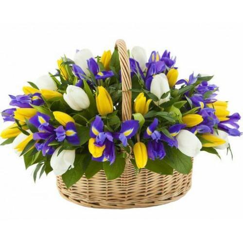 """Корзина """"Весна"""""""