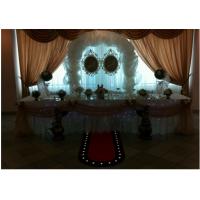 Свадебное оформление Гетсби №2