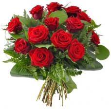 Роза красная 15