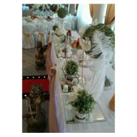 Свадебное оформление Гегсби №3